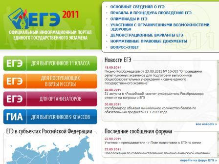 Документы   Официальные сайты Московской области